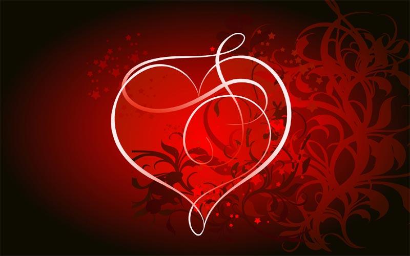 Imagen Corazón rojo